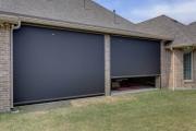 012 MotionScreen Dallas Powered Porch Screen
