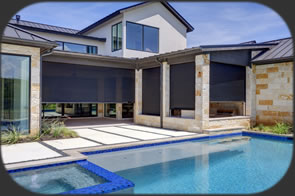 Dallas/Fort Worth Retractable Screen Job Pictures