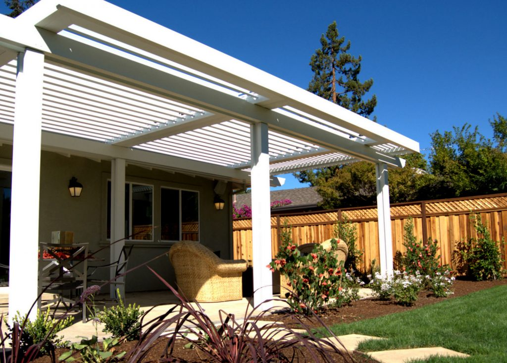 Dallas Patio Covers - Louvered Roofs